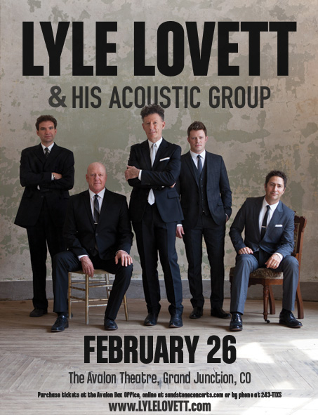 Lyle Lovett & His Acoustic Group
